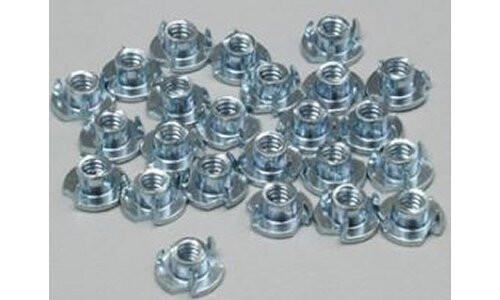 Dubro 6-32 Blind Nuts Bulk (QTY/PKG: 24) DB607